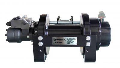 Hydraulic winch HEN12000