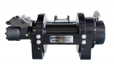 Hydraulic winch HEN18000 (2)